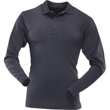 Navy; Tru-Spec LS Performance Polo - HCC Tactical