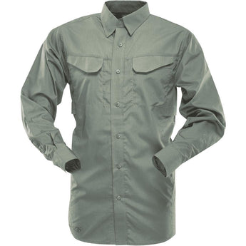 OD Green; Tru-Spec LS Ultralight Field Shirt - HCC Tactical