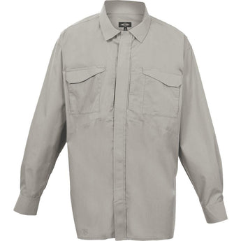 Khaki; Tru-Spec LS Ultralight Uniform Shirt - HCC Tactical