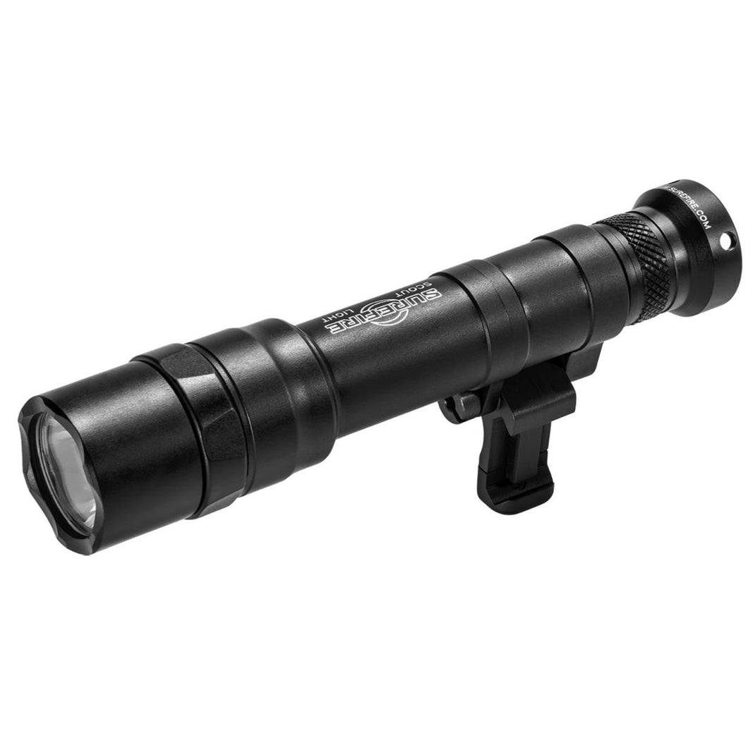 Black; SureFire Dual Fuel Scoutlight Pro - HCC Tactical