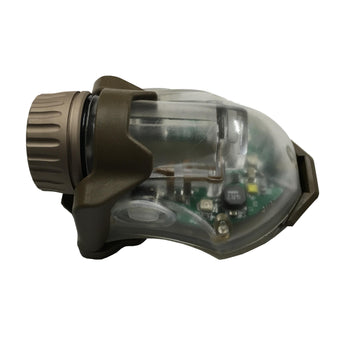 S&S Precision Manta Strobe Helmet Mounted - HCC Tactical