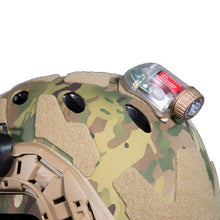 S&S Precision Manta Strobe SWIR Mounted Helmet - HCC Tactical