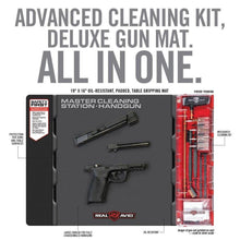 Real Avid - Master Cleaning Station™ – Handgun 1 - HCC Tactical