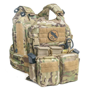alt - MultiCam; HRT Tactical Maximus Placard - HCC Tactical