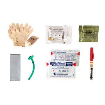 Micro Trauma Kit - Advanced Medical Supplies - HCC Tactical