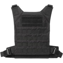 alt - Black; Grey Ghost Gear Minimalist Plate Carrier - HCC Tactical