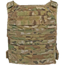 Grey Ghost Gear Minimalist Plate Carrier MultiCam Front - HCC Tactical