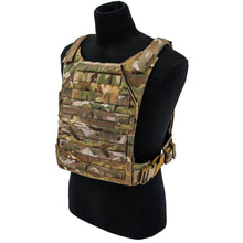 MultiCam; Black; Grey Ghost Gear Minimalist Plate Carrier - HCC Tactical