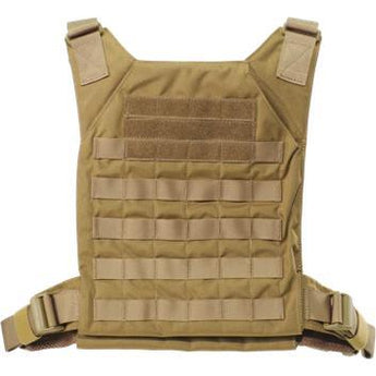 Grey Ghost Gear Minimalist Plate Carrier Coyote - HCC Tactical