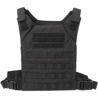 Grey Ghost Gear Minimalist Plate Carrier Black - HCC Tactical