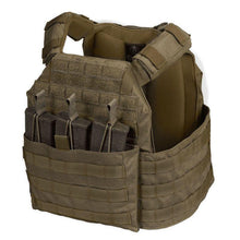 Ranger Green; Chase Tactical Modular Enhanced Armor Plate Carrier (MEAC) - HCC Tactical