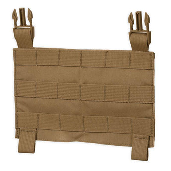 Coyote; Chase Tactical MOLLE Clip Placard - HCC Tactical