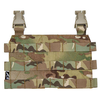 MultiCam; HRT Tactical Molle Placard - HCC Tactical