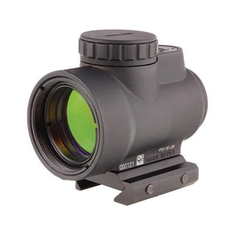 Black; Trijicon MRO® 1x25 Red / Green Dot Sight (2.0 MOA Adjustable) Low Mount - HCC Tactical