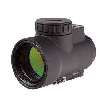 Black; Trijicon MRO® 1x25 Red / Green Dot Sight (2.0 MOA Adjustable) - HCC Tactical