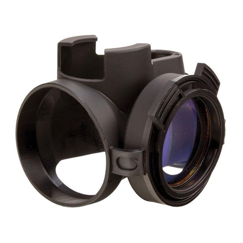 Black; Trijicon MRO® Cover Clear - HCC Tactical