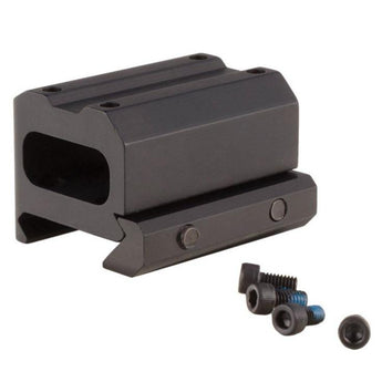 Black; Trijicon MRO® Full Co-Witness Mount - HCC Tactical