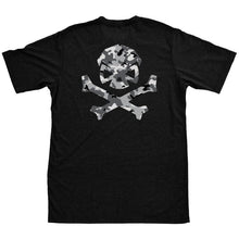 alt - Black / Gray Multicam; Pipe Hitters Union Multicam Logo Tee - HCC Tactical