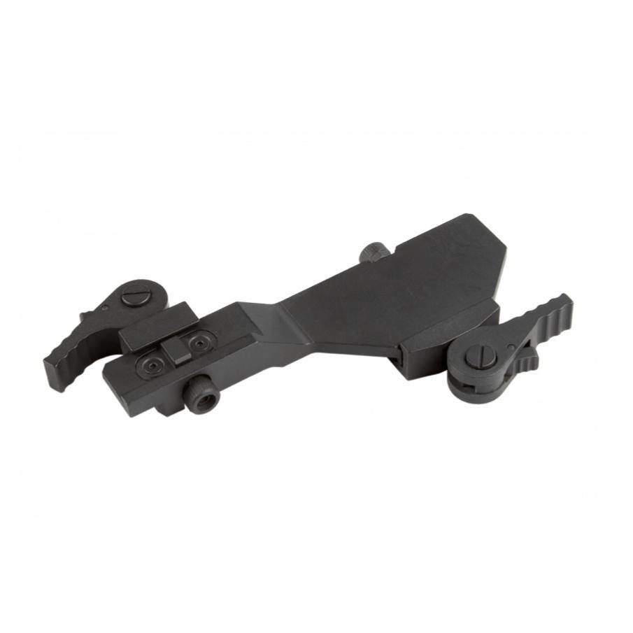 Black; AGM Global Vision AGM Quick-Release Weapon Mount - HCC Tactical