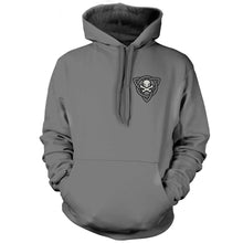 alt - Gray; Pipe Hitters Union Not My Own - Hoodie - HCC Tactical