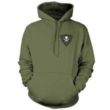 alt - Military Green; Pipe Hitters Union Not My Own - Hoodie - HCC Tactical