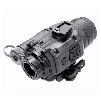 Black; N-Vision NOX Thermal Monocular, 18mm lens - HCC Tactical