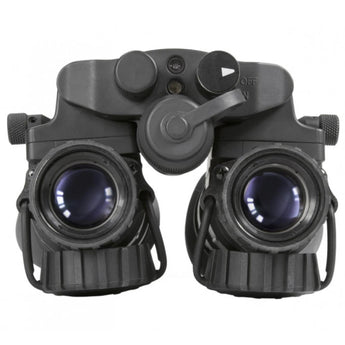 AGM Global Vision AGM NVG-40 (Gen 3+ Auto-Gated White Phosphor) Front - HCC Tactical
