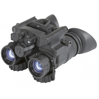 Black; AGM Global Vision AGM NVG-40 (Gen 3+ Auto-Gated White Phosphor) - HCC Tactical