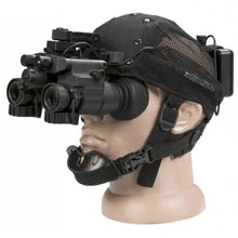 AGM Global Vision AGM NVG-50 (Gen 3+ Auto-Gated White Phosphor) Mounted - HCC Tactical