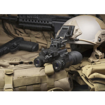 AGM Global Vision AGM NVG-50 (Gen 3+ Auto-Gated White Phosphor) Lifestyle - HCC Tactical