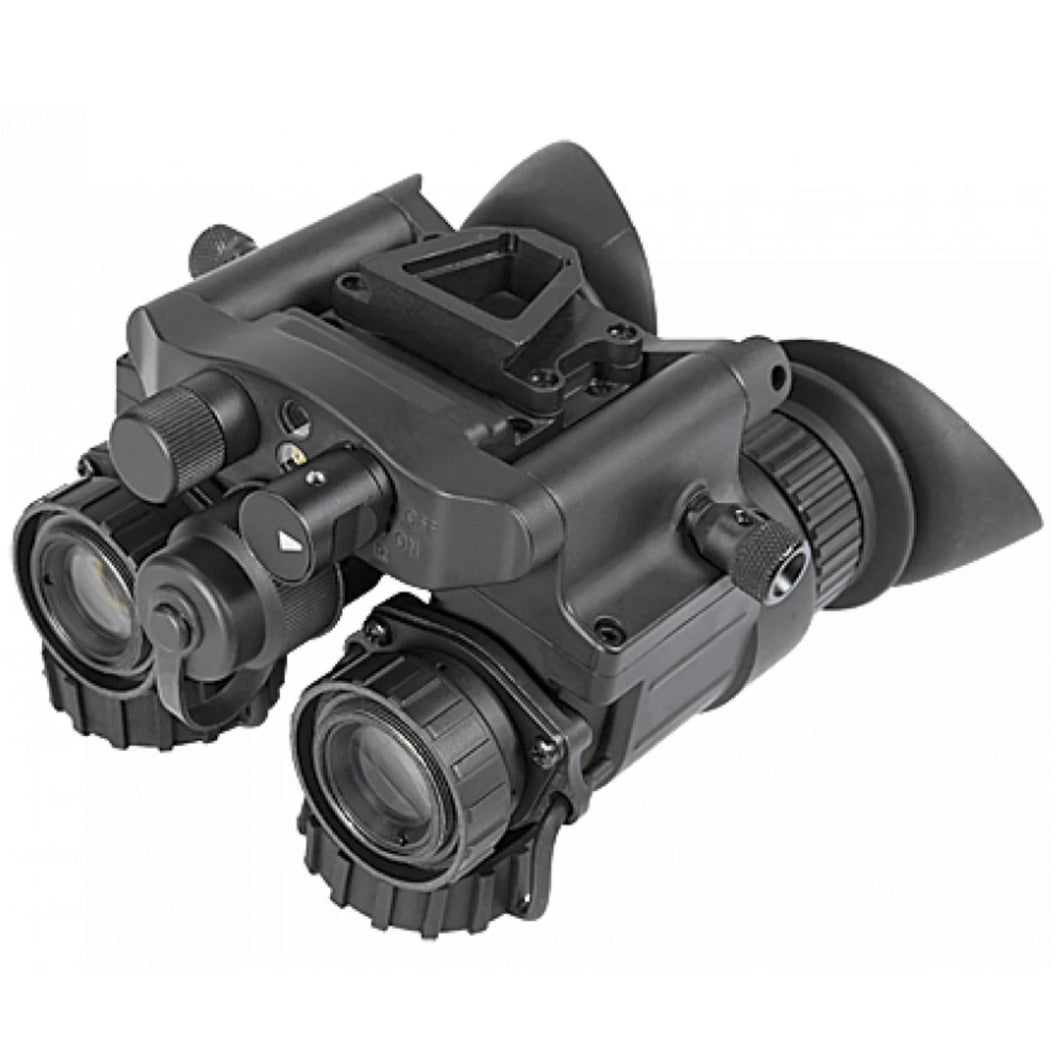 Black; AGM Global Vision AGM NVG-50 (Gen 3+ Auto-Gated White Phosphor) - HCC Tactical