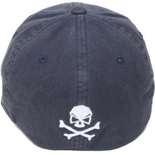 alt - Navy Blue; Pipe Hitters Union Old Glory Flexfit Hat - HCC Tactical