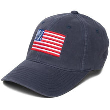 Navy Blue; Pipe Hitters Union Old Glory Flexfit Hat - HCC Tactical