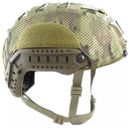 Agilite Ops-Core Mohawk Air Helmet Cover Side - HCC Tactical