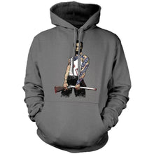 Grey; Pipe Hitters Union Original Pipe Hitter - Abe Hoodie - HCC Tactical