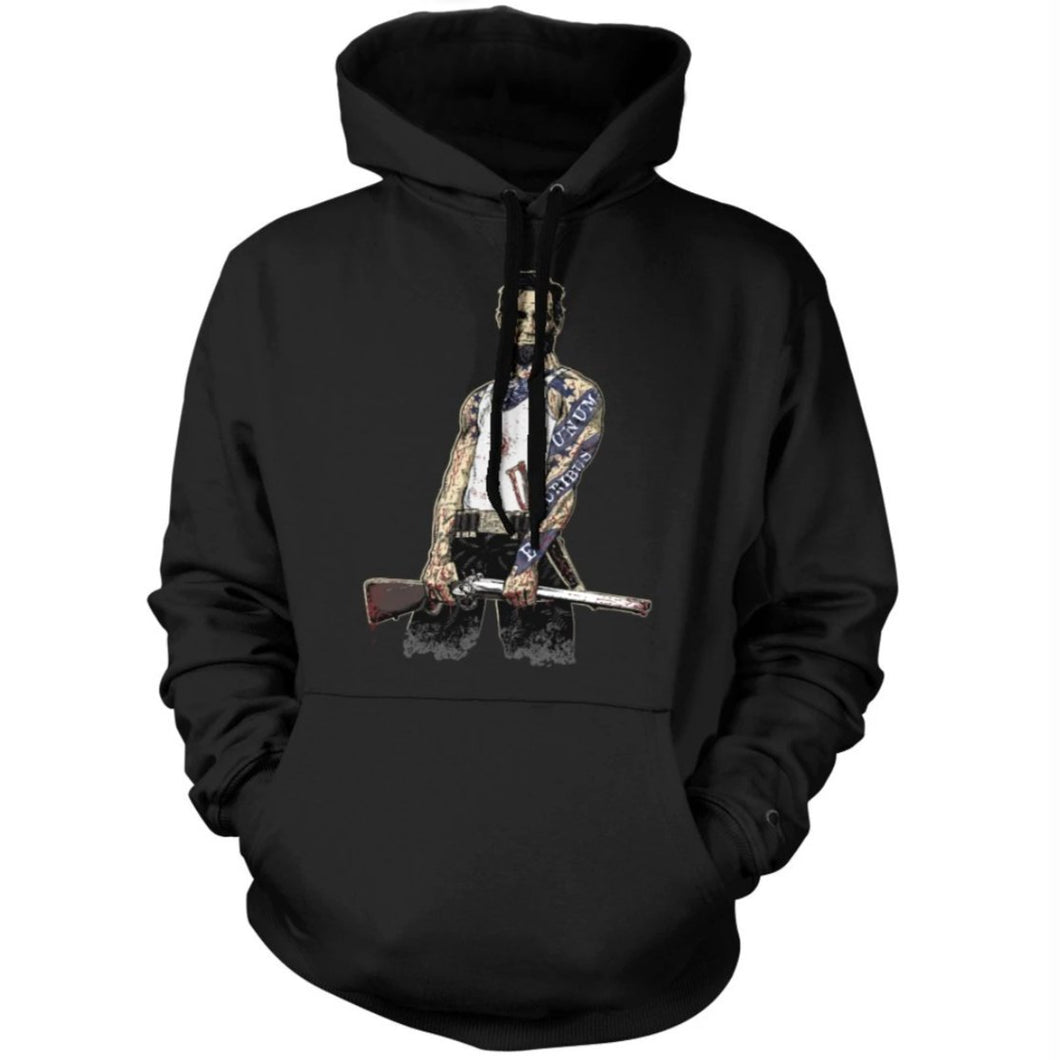 Black; Pipe Hitters Union Original Pipe Hitter - Abe Hoodie - HCC Tactical