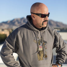 Pipe Hitters Union Original Pipe Hitter Teddy - Hoodie Lifestyle 2 - HCC Tactical