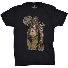 Black; Pipe Hitters Union Original Pipe Hitter - Teddy Tee - HCC Tactical