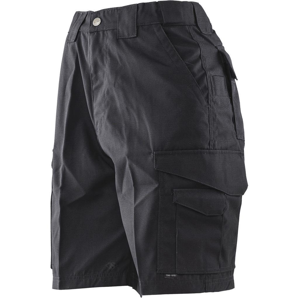 alt - Black; Tru-Spec Original Tactical Shorts - HCC Tactical