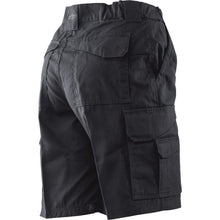 Black; Tru-Spec Original Tactical Shorts - HCC Tactical