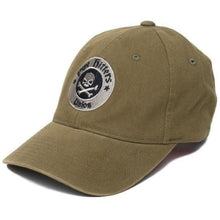 Olive; Pipe Hitters Union PHU Shield Flexfit Hat - HCC Tactical