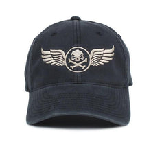 alt - Black / Pewter; Pipe Hitters Union Wings Flexifit Hat - HCC Tactical
