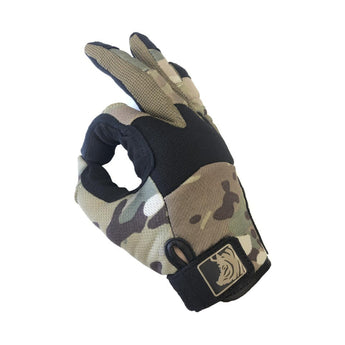 P.I.G PIG Full Dexterity Tactical Glove FDT - Alpha Series Side Profile - HCC Tactical