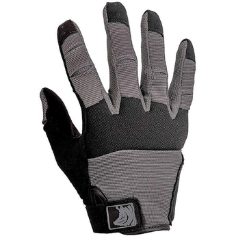 Carbon Gray; P.I.G PIG Full Dexterity Tactical Glove FDT - Alpha Series - HCC Tactical