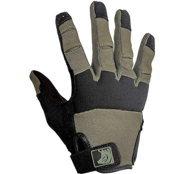 Ranger Green; P.I.G PIG Full Dexterity Tactical Glove FDT - Alpha Series - HCC Tactical