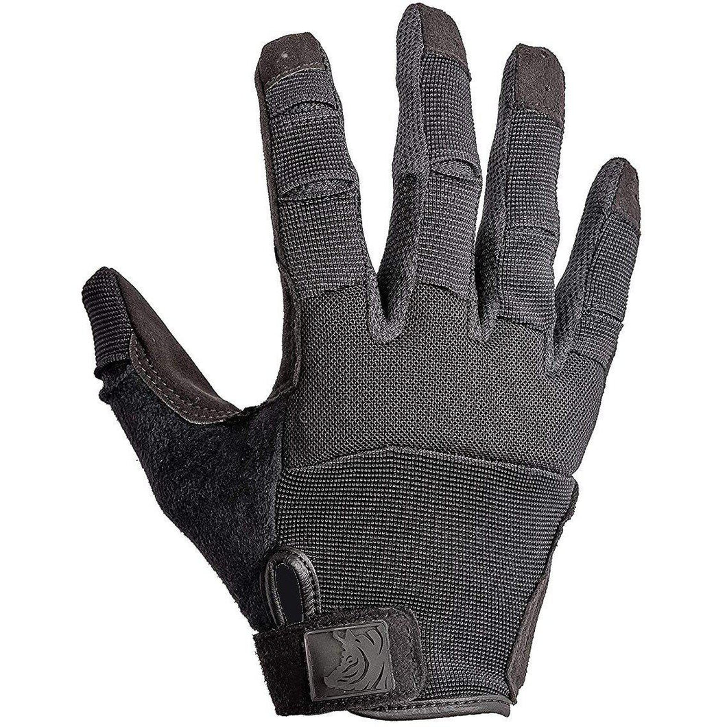 Black; P.I.G PIG Full Dexterity Tactical Glove FDT - Alpha Series - HCC Tactical