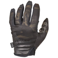 MultiCam Black; P.I.G Full Dexterity Tactical Glove FDT - Delta Series - HCC Tactical