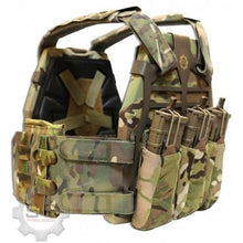 MultiCam; S&S Precision PlateFrame - HCC Tactical