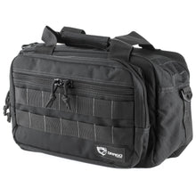Black; Drago Gear Pro Range Bag - HCC Tactical