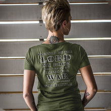 Pipe Hitters Union Psalm 144.1 V-Neck Lifestyle 3 - HCC Tactical
